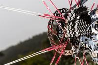 Bike cassette and chain
