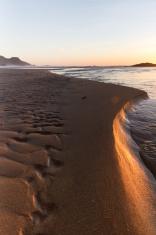 beautiful beach in Sagres