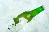 Green Bottle of beer