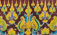 Ancient Thai painting