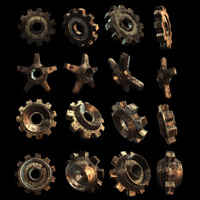 Metal Cogs 011