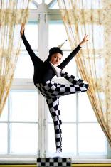 circus girl gymnast
