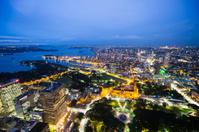 Night shot of Sydney, Australia