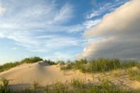 Sand Dunes and Blue Sky Corolla, NC