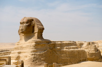 Sphinx in Giza