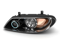 Headlight car