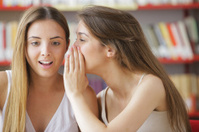 Teenage Student Gossip