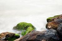 Sea. Color Image