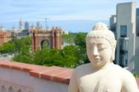 Buddha in Barcelona