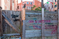 Venice Italy old door