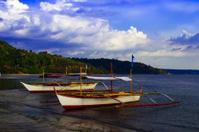Filipino Boats of Subic Bay.