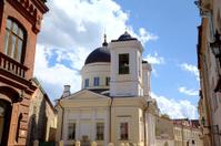 St. Nicholas' Russian Orthodox Church (Nikolai Kirik). Tallinn,