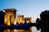 Debod Egyptian Temple