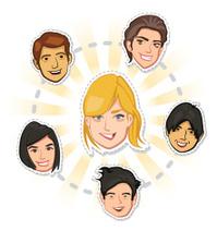 Circle of Friends Female Centre