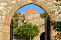 Tharri monastery, Laerma, Rhodes Greece