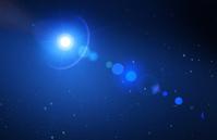 Light of a Big Star