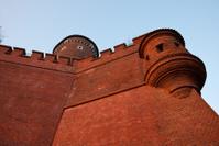 Walls of Wawel Castle
