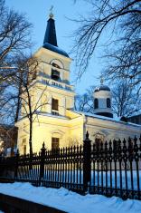 Pyhan Kolminaisuuden Kirkko - Holy Trinity Church