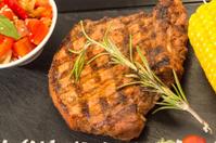 beef steak grilling