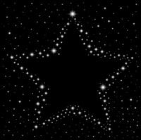 Vector Stars Frame