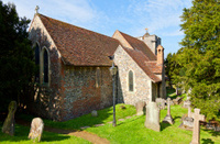 St Martins Church in Canterbury