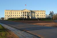 Christmas at the Royal Palace in Oslo