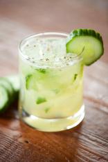 Cucumber Mojito Cocktail