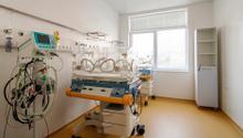 Medical-diagnostic equipment room