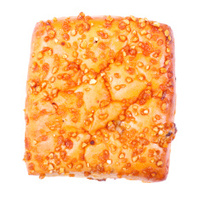 Bread Loaf With Sesame