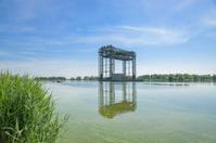 Railway Bridge,Usedom Island,Germany