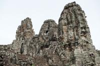 Giant faces at Bayon Temple, Angkor Wat