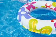 buoy on pool