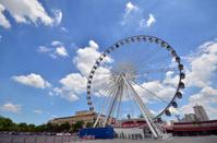 Millennium Wheel,