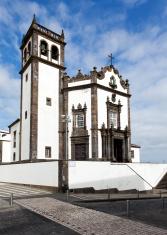 Sao Pedro Church, Ponta Delgada, Azores