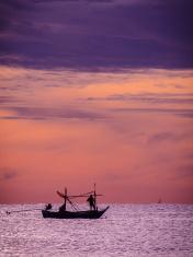 Moning Sea