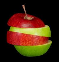 composite apple