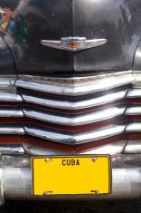 Chevrolet. Classical American car