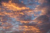 Moody Sunset Sky