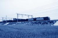 locomotive running on railway