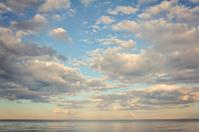 sky over the sea