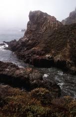 Rugged Coastline-Big Sur