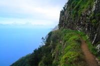 The north coast of Madeira
