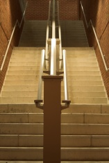 Handrail Closeup