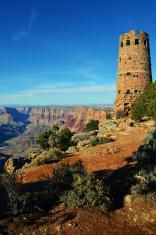 Grand Canyon National Park Desert Watchtower Vertical