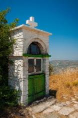 Chapel near the road
