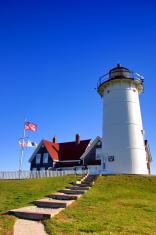 Nobska Lighthouse, USA