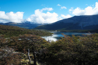 Landscape in Patagonia