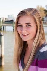 Teenage Girl in Portrait