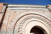 Bab Agnaou entrance door