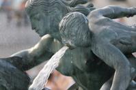 Fountain - Trafalgar Square, London